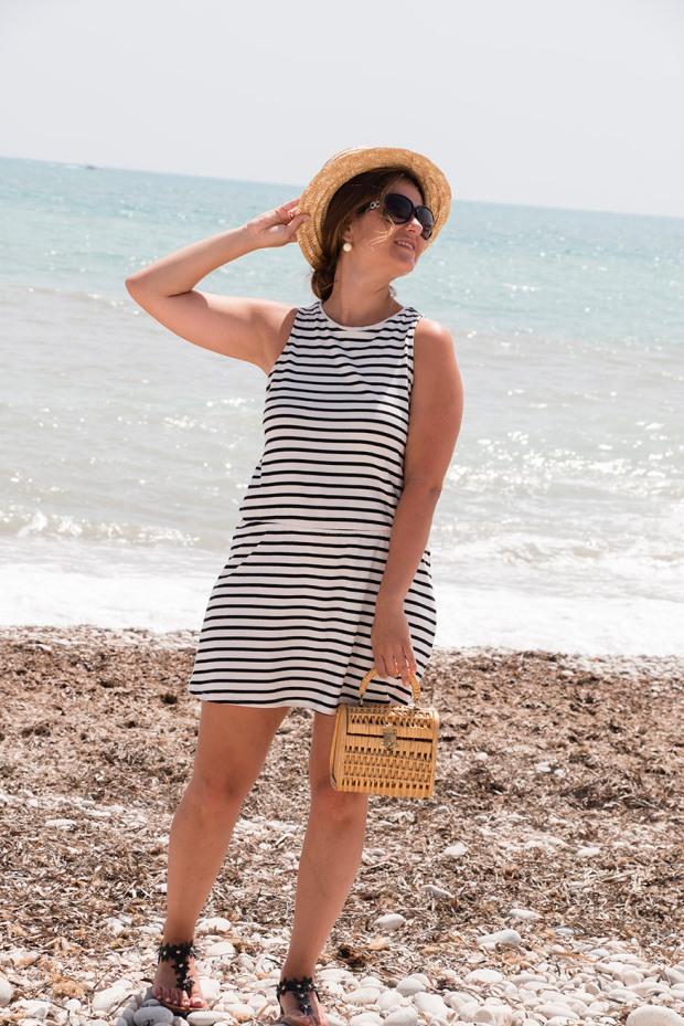 perfect dress for beach 6 sailor dress